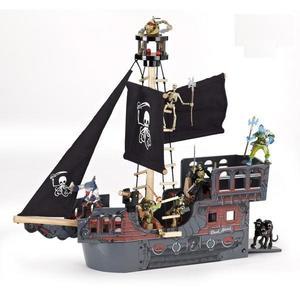 Figurina Papo Corabia piratilor Fantasy imagine