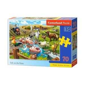 Puzzle On the Farm imagine