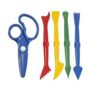 Set 5 accesorii pentru modelaj - Miniland imagine
