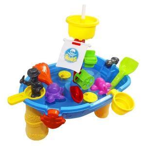 Masuta de joaca pentru apa si nisip Corabia Piratilor-24 piese imagine