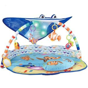 Covoras de joaca Finding Nemo cu lumini - Bebeking imagine