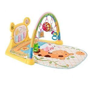 Salteluta de joaca cu activitati Enjoy Baby imagine