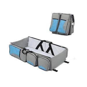 Geanta multifunctionala pentru transport Bebe gri imagine