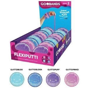 Plastilina - Flexi Putti Glitter - mai multe modele | Keycraft imagine