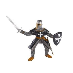 Figurina Papo-Cavaler Hospitaller cu sabie imagine