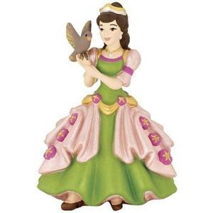 Figurina Papo-Printesa cu pasare imagine