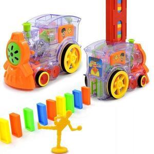 Joc domino Locomotiva imagine