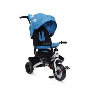 Tricicleta copii Byox Continent-albastru imagine