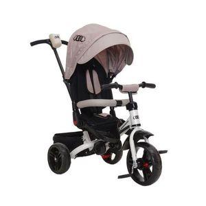 Tricicleta copii Byox Continent-gri imagine