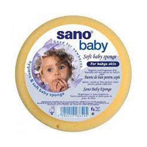 Burete de Baie pentru Copii - Sano Baby Sponge, 1 buc imagine