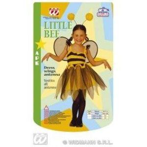 Costum carnaval copii - Albinuta cu rochita imagine