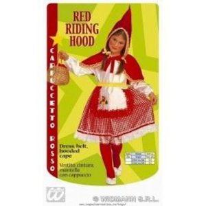 Costum carnaval Scufita Rosie imagine