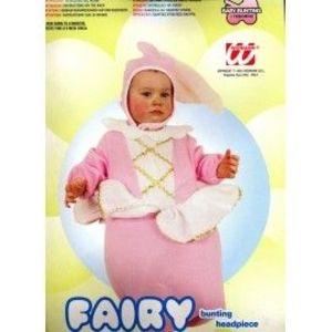 Costum Zana roz bebelus imagine