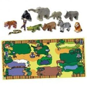 Set de joaca Zoo - Miniland imagine