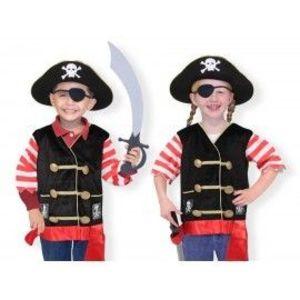 Costum Carnaval Copii Pirat imagine