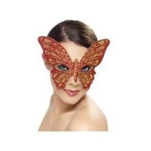 Accesoriu carnaval - Masca Fluture Glitter 11 imagine