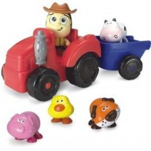 Set Baby Tractor Miniland imagine