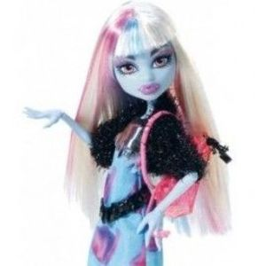 Papusa Abbey Bominable - Monster High imagine