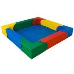 Soft Play - Piscina pentru bile Curcubeu imagine