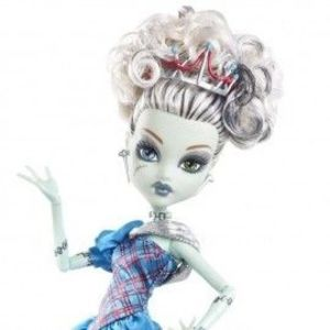 Papusa Frankie Stein - Monster High Scary Tales imagine