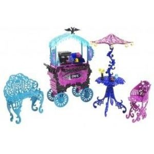 Cafeneaua - Monster High Scaris City of Frights imagine
