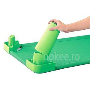 Picioare pentru inaltare pat - Verde imagine