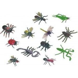 Set de 12 figurine Insecte - Miniland imagine