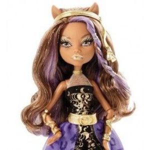 Clawdeen Wolf - Monster High Seria 13 Wishes party imagine