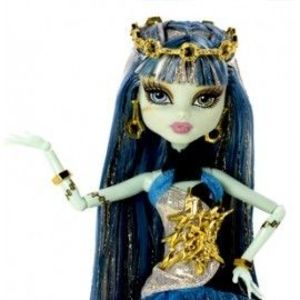 Frankie Stein - Monster High Seria 13 Wishes party imagine