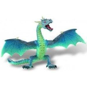 Dragon turcoaz imagine