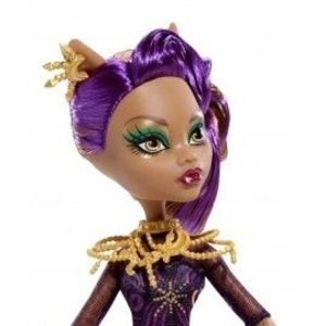 Clawdeen Wolf - Monster High Frights Camera Action imagine
