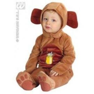 Costum bebe urs imagine