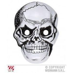 Masca Halloween Schelet imagine