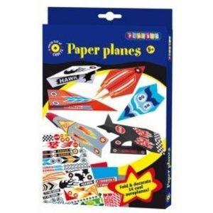 Set de creatie avioane din hartie imagine