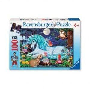 Puzzle padure 100 piese imagine