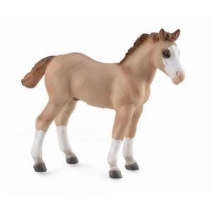 Manz Quarter Red Dun M - Animal figurina imagine