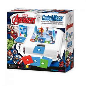 Kit de programare Code-A-Maze Avengers imagine