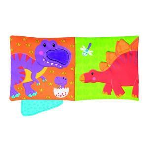 Soft book - Carticica moale Dinozaur imagine