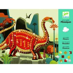 Joc educativ - Mozaic Dinozauri Djeco imagine