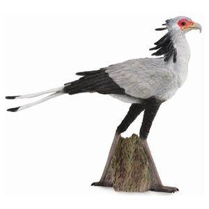 Pasarea Secretar L - Animal figurina imagine
