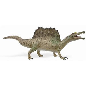 Figurina dinozaur Spinosaurus mergand pictata manual XL Collecta imagine