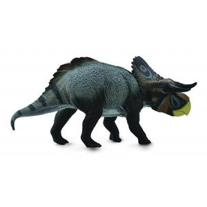 Figurina dinozaur Nasutoceratops pictata manual L Collecta imagine