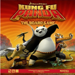 Kung Fu Panda The Boardgame (EN) imagine