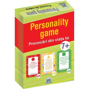 Personality game | Didactica Publishing House imagine